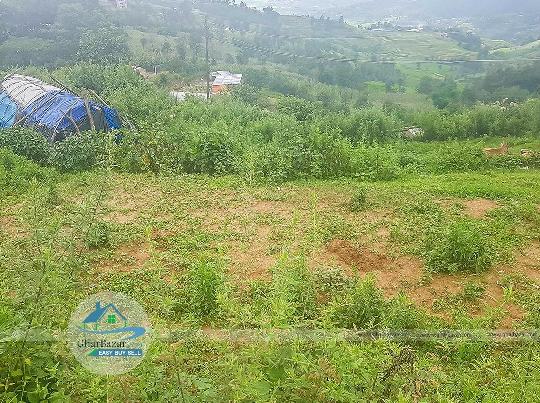 Land at Nagarkot