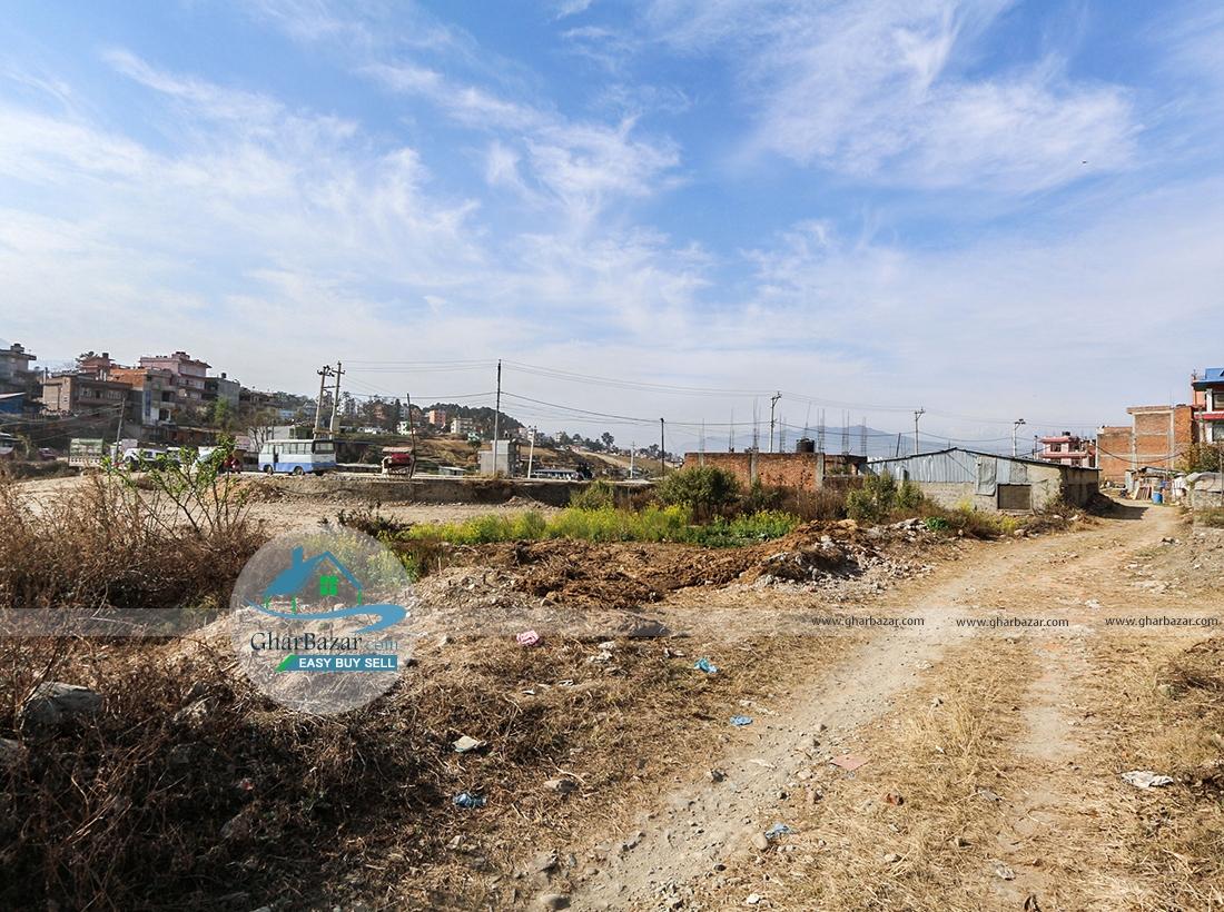 Land at Nakhudol
