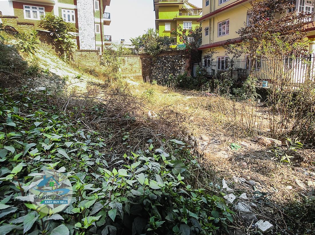 Land at sale Chakrapath