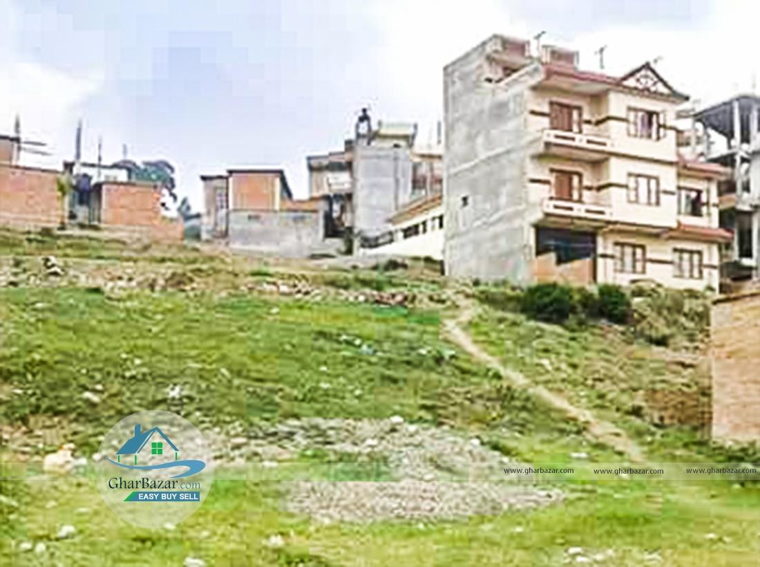 Land at Shovahiti
