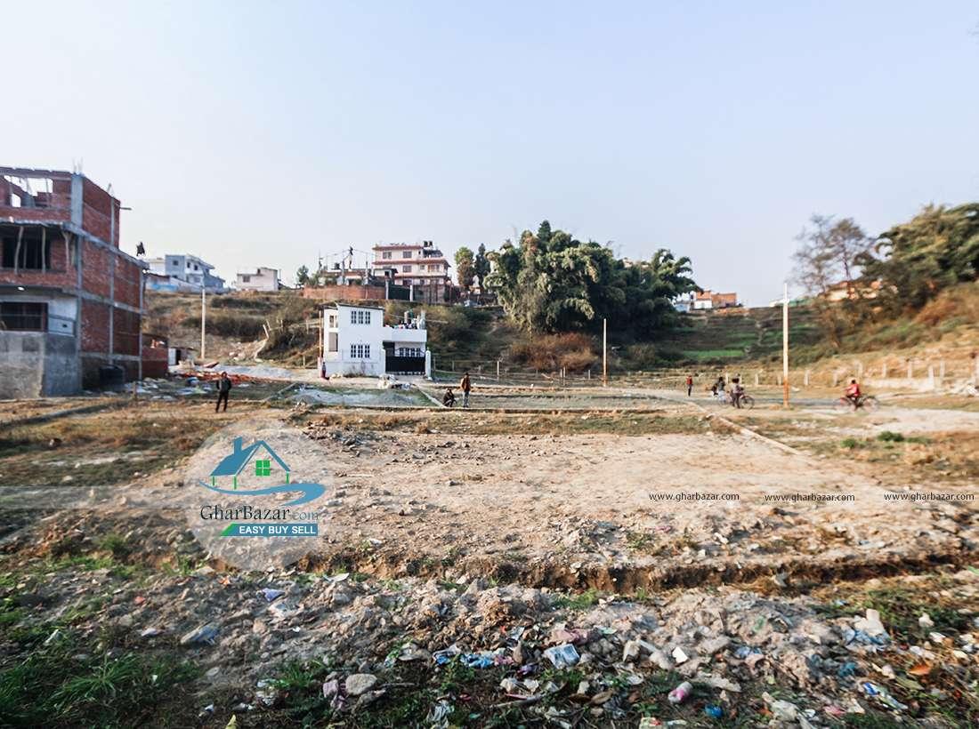 Land at Thali, Sankhu