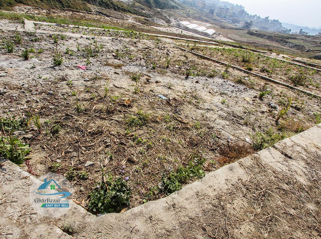 Land  at Baniyatar height