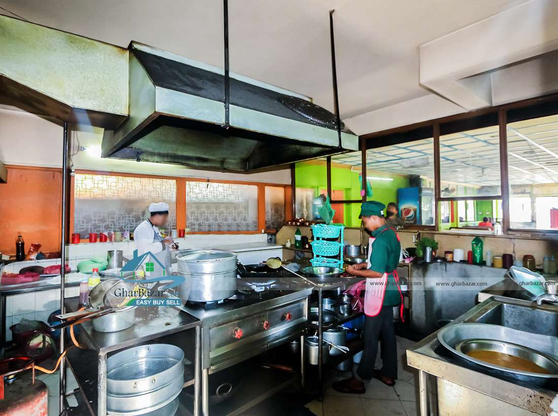 Restaurant at Gwarko