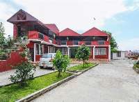 Buildings at Bhaisepati