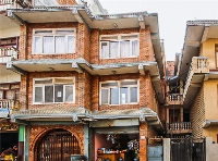House at Om shanti chowk