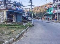 Land at Pokhara