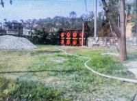 Land at Sanga